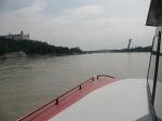 TwinCityLiner vor Bratislava